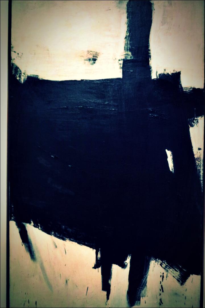 프란츠 클라인(Franz Kline) - Sabro, 1956-'베라르도 현대미술관 Berardo Museum of Modern and Contemporary Art'