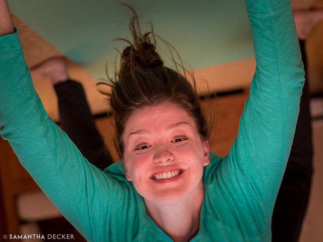 Yoga Selfie!