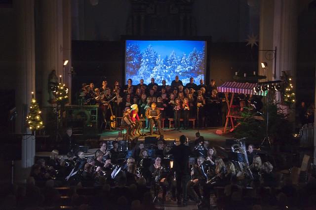 Kerstmusical 'Een wereldse Kerst'