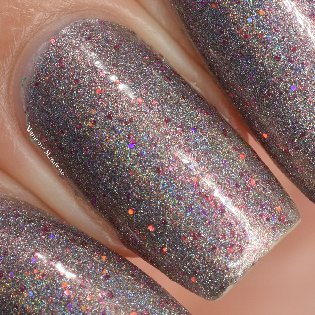 Hypnotic polish femme fatale exclusives swatches