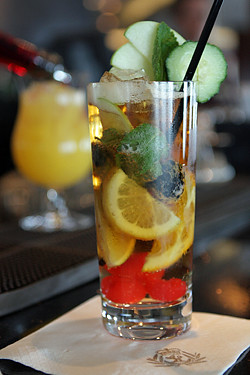 Pimm's cup | by David Lebovitz
