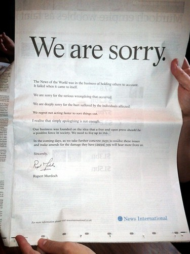 Newscorp apologizes, the Guardian, London, UK.jpg | by gruntzooki