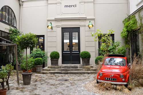 merci | by Bee.girl
