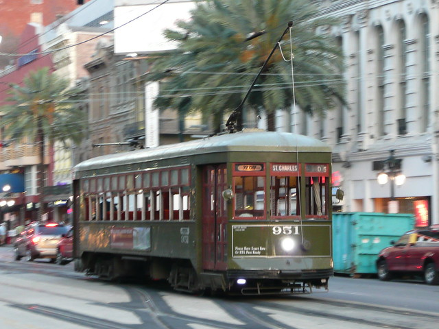New Orleans Tram