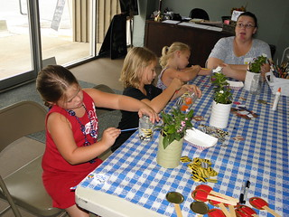 Kids Craft Camp YWCA Paris Texas July 14th 2011 | by In Paris Texas