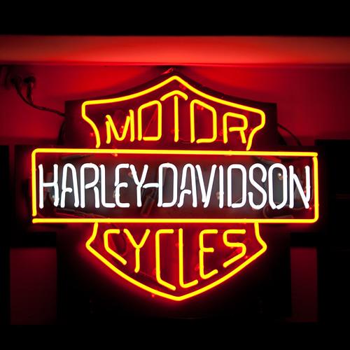 Harley Davidson Shield Logo