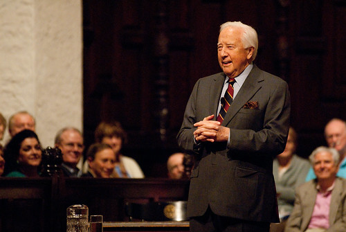 David McCullough at Rollins College | by Rollins College