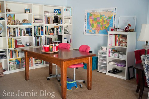 Homeschool_Room-1 | by Jamie Worley