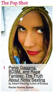Gagging Penis 90