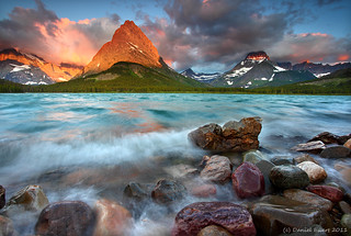 Mt. Grinnell Sunrise | by DanielEwert