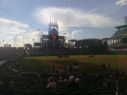 Coors Field -- White Sox @ Rockies | by akulawolf