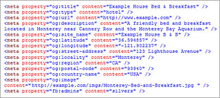 Facebook Open Graph code for Local SEO | by Si1very