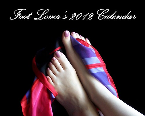 2012 Footsie Calendar... | by pieceoflace photography