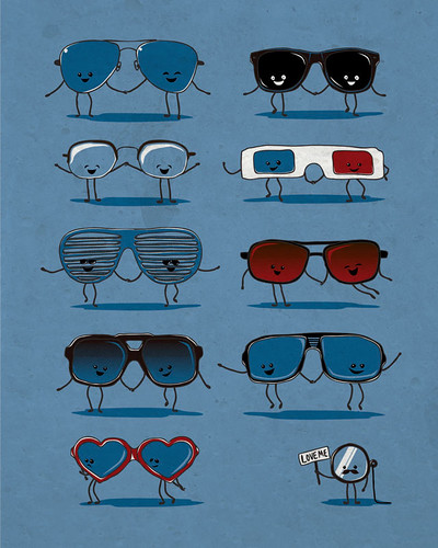 Everybody loves glasses! | by CoolJohnny