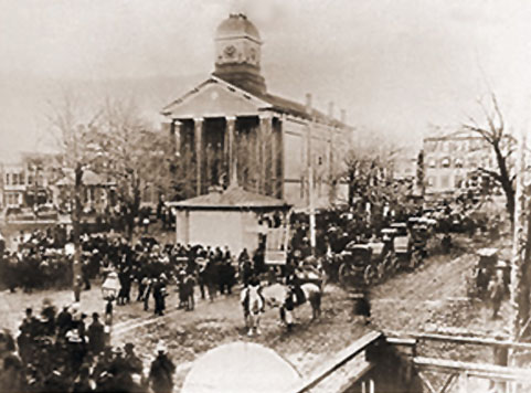 Historic Photos of Harrisonburg
