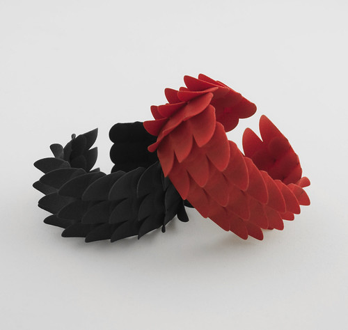 FOC Leaves Up bracelet | by Freedom Of Creation