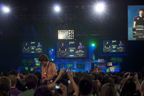 Blizzcon 2011 - GSL Finals | by turbulent_ca