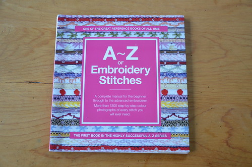 A z embroidery stitches giveaway visit poppyprintcreates