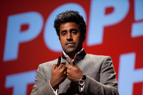Anand Giridharadas - PopTech 2011 - Camden Maine USA | by poptech