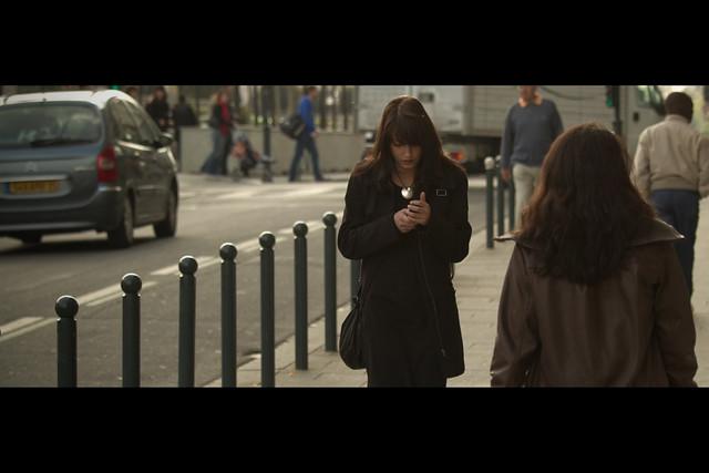 Texting addict