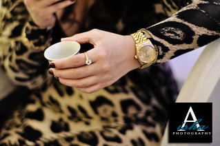 a girl should be two things classy and fabulous | by AISHA AL-MUHANNADI