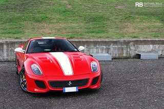 Ferrari 599 GTO | by Raphaël Belly Photography