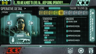 PS Vita: Zipper's Unit 13 - Operative Detail | by PlayStation.Blog