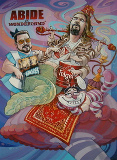 """Abide In Wonderland"" 