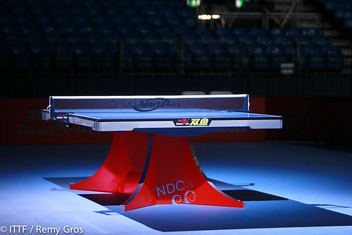 2011 ITTF Pro Tour Final - London ExCeL