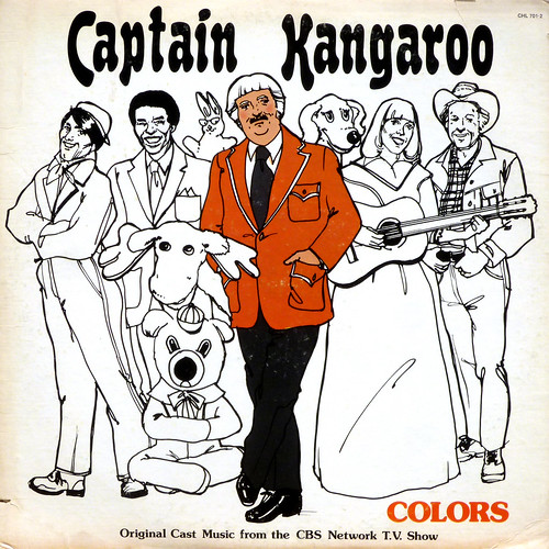 Captain Kangaroo's White Friends | by epiclectic