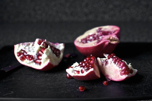 hello, pomegranate season | by smitten kitchen