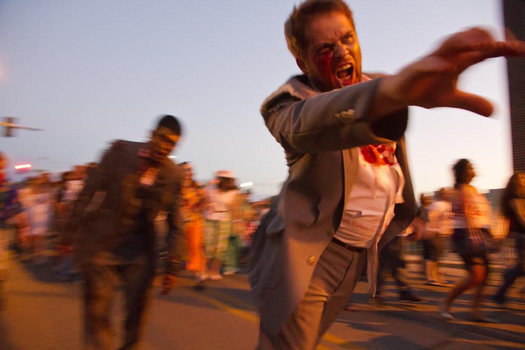 Zombie Apocalypse - Des Moines