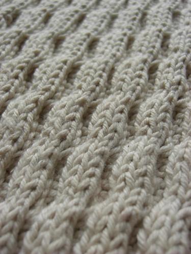 Diagonal Wave A Treasury of Knitting Patterns Barbara G Wa? Flickr
