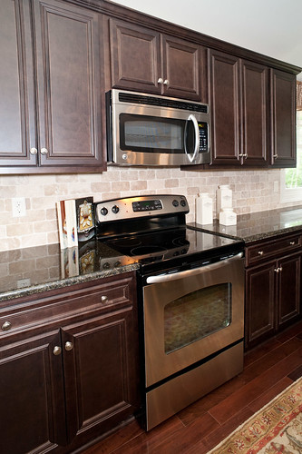 Stainless Appliances | Signature Homes | Flickr