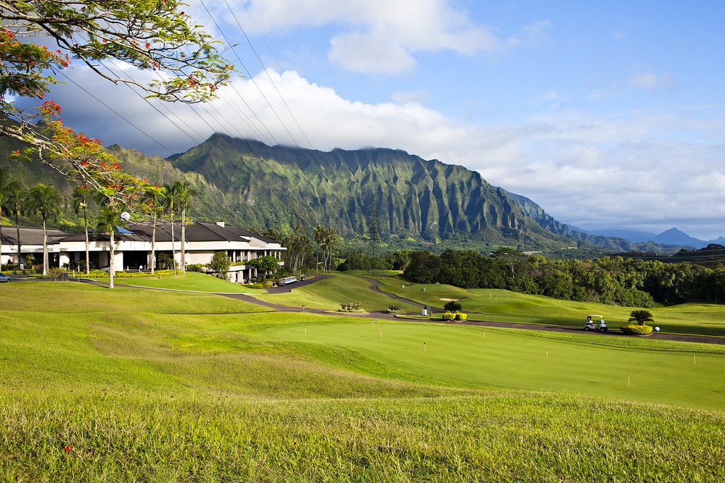 Ko'olau Golf Club, Oahu.