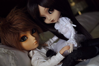 Happy belated birthday! - Taeyang Jade and Pullip Ala | by Quemajoeres