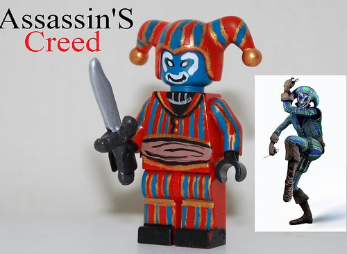 LEGO Assassin's Creed Brotherhood: The Harlequin | by CyberAlien312