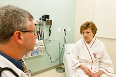 Standardized Patient Stock Photo