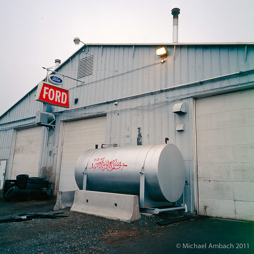 Ford Fordson... | by Mike Ambach