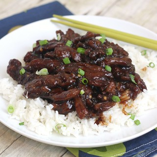 Mongolian Beef | by Tracey's Culinary Adventures