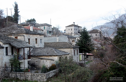 Aristi,a stone built village. | by babakos1967 (more off than on)
