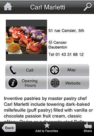 Paris Pastry App | by David Lebovitz