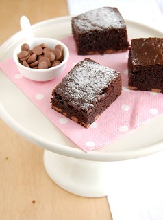 Nigella's everyday brownies | by Patricia Scarpin