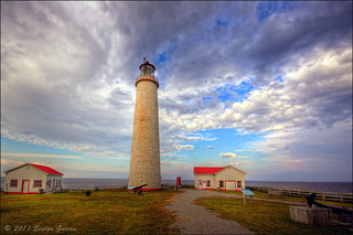 Cap-des-Rosiers Lighthouse. | by evelyng23