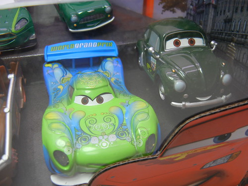disney store cars 2 world grand prix racer crew chief di flickr. Black Bedroom Furniture Sets. Home Design Ideas