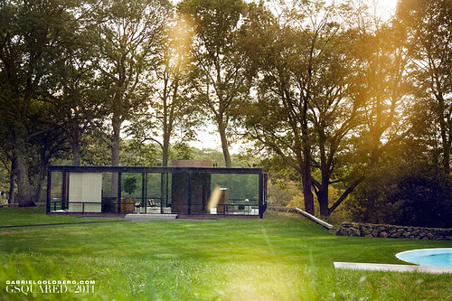 Philip Johnson Glass House | by G*Squared_LA