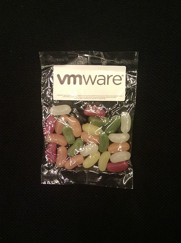 vmware jelly beans from ipexpo 2011 | by osde8info