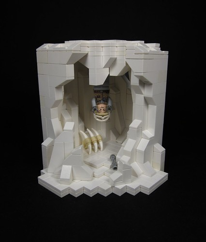The Wampa Cave | by Walter Benson