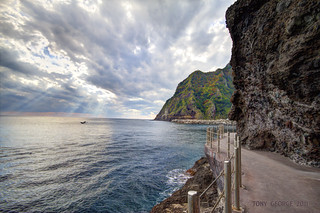 Coastal-Cliff Trail | by Tony George