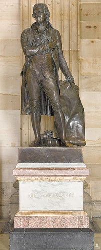 Thomas Jefferson Statue | by USCapitol